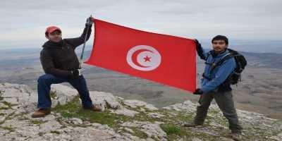 sommet Djebel Zaghouan